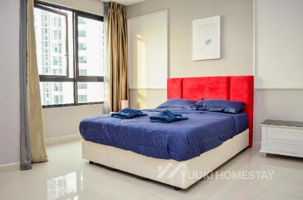I City @ I Soho 1 BEDROOM @Yuuki Homestay (013A) Shah Alam