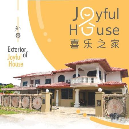 Joyful House | Best Location | Spacious | Cozy Kota Kinabalu