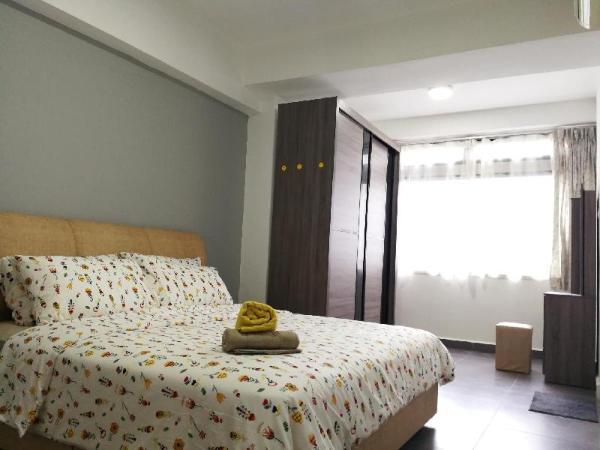 Morden Comfy Home Fahrenheit/Pavilion AJhome 3 Kuala Lumpur