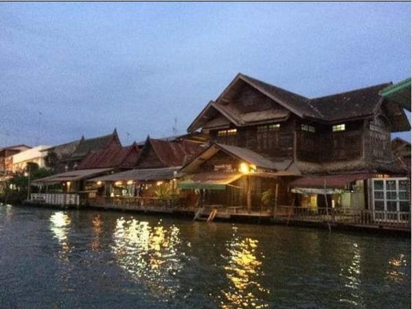 Ruen Khun Yai Chua Homestay 1 Amphawa