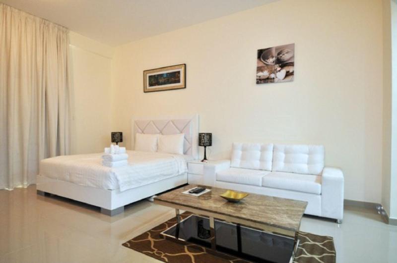 Spacious Studio Apartment in Madison Residences 22 in Dubai