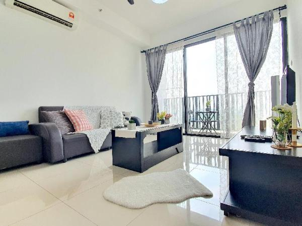 Shah Alam | i-Residences Two Bedroom Suite [9 Pax] Shah Alam