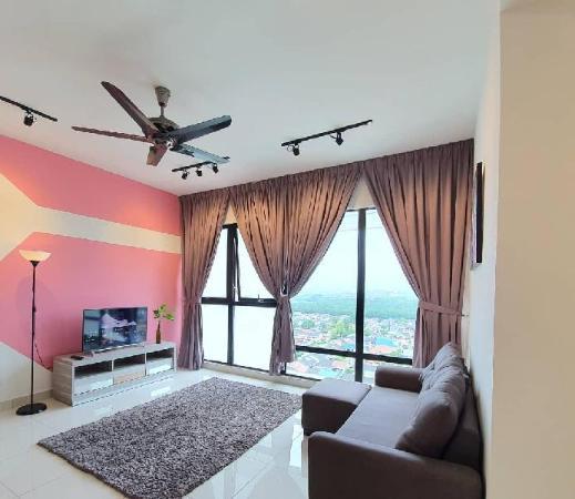 Southkey Mosaic 1 bedroom 2-3 pax Mid Valley Johor Johor Bahru