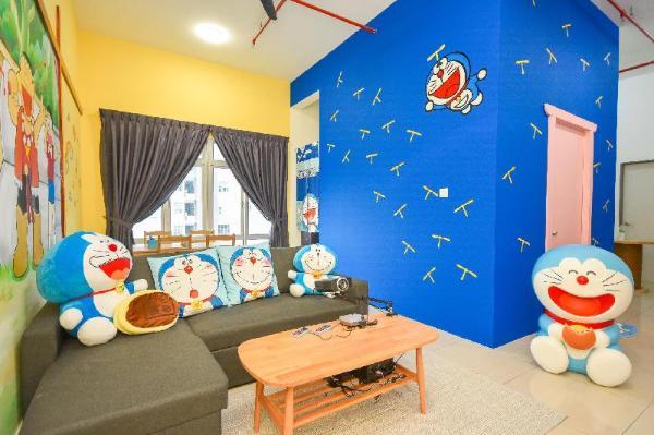 Manhattan Austin Heights Doraemon Suite @NestHome Johor Bahru