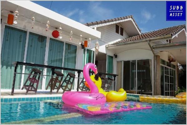 Private PoolVilla for 15 Person | Center of HuaHin Hua Hin