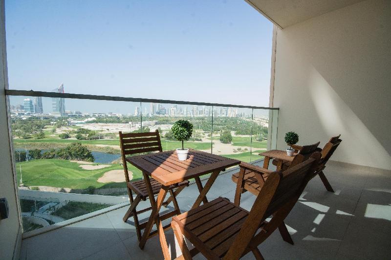 Incredible stay at luxury Vida the Hills in Dubai