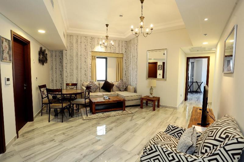 Marbella executive 2 bedrooms Balcony in Dubai