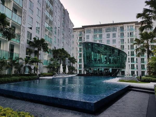 Deluxe Studio with Garden View Pattaya City Pattaya