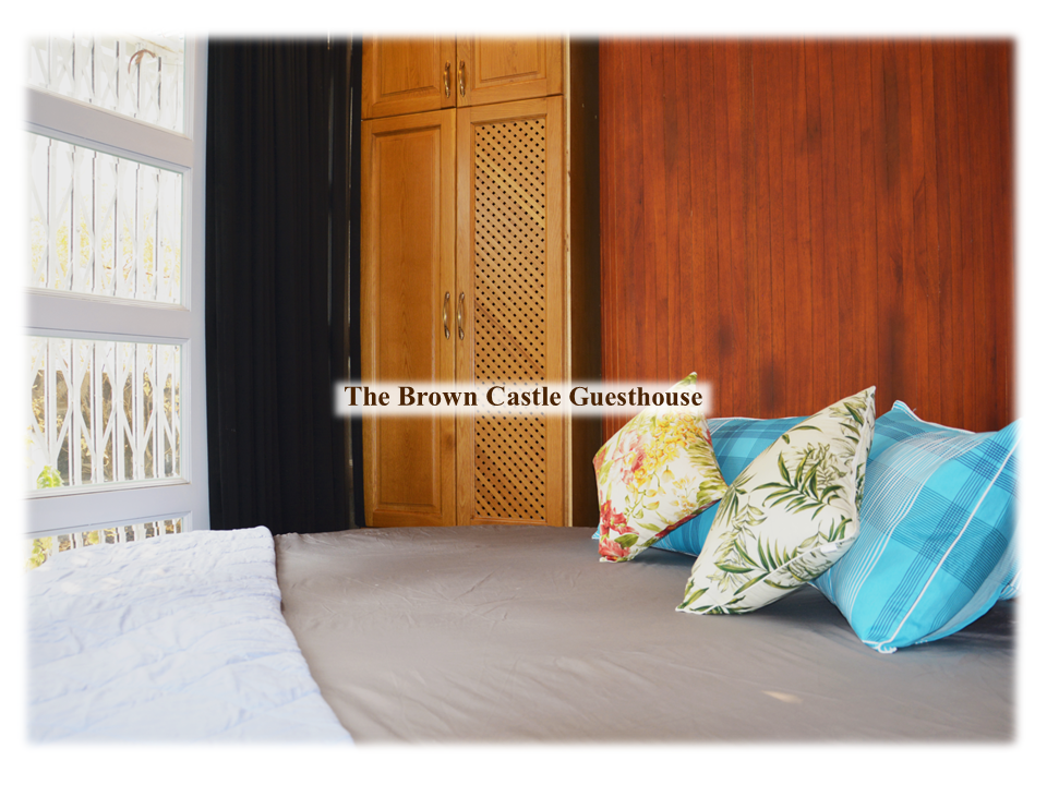 The Brown Castle guesthouse