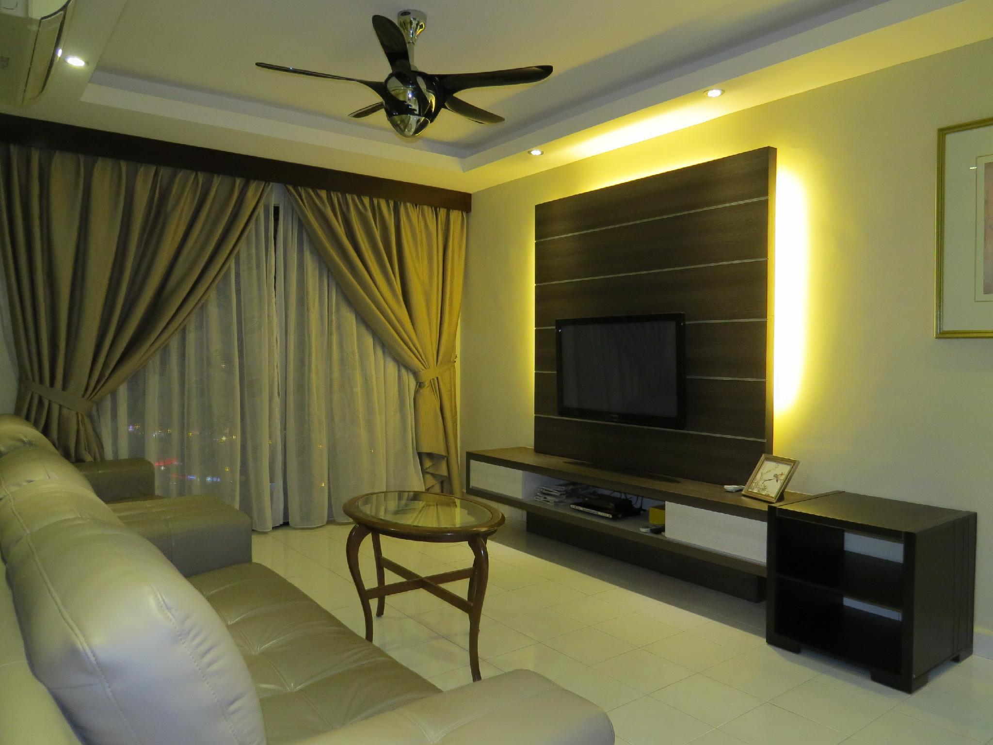 Comfy & Clean House @ Malacca City (7 Guest)