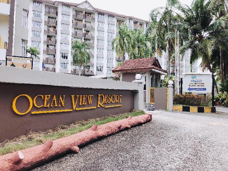 PD Ocean View Resort (3 Mins walk to Beach)3 ROOMS