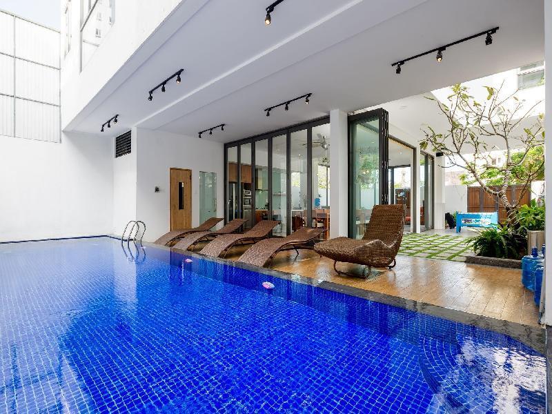 The Stunning&Luxurious Villa close to My Khe Beach