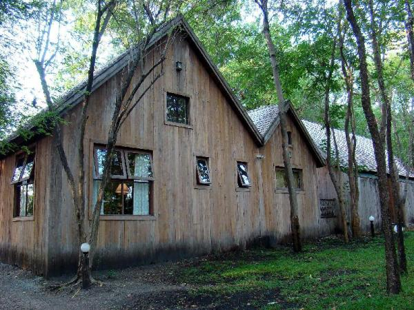 Teakwood villa Kanchanaburi