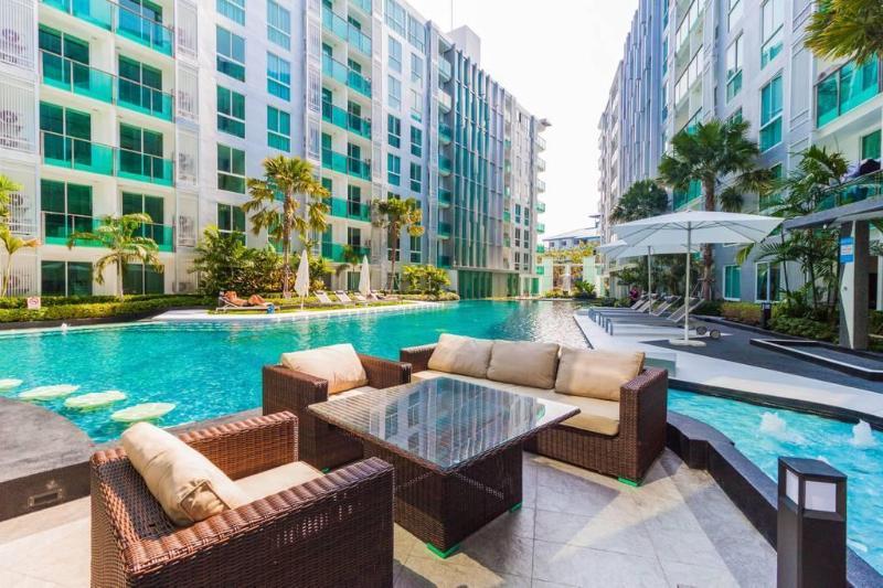 City Center Residence Pattaya-  Luxury One Bedroom