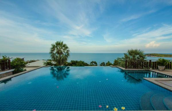 Sea view villa Sunrise villa Koh Samui