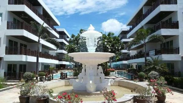 The Beach Palace cha-am Hua Hin