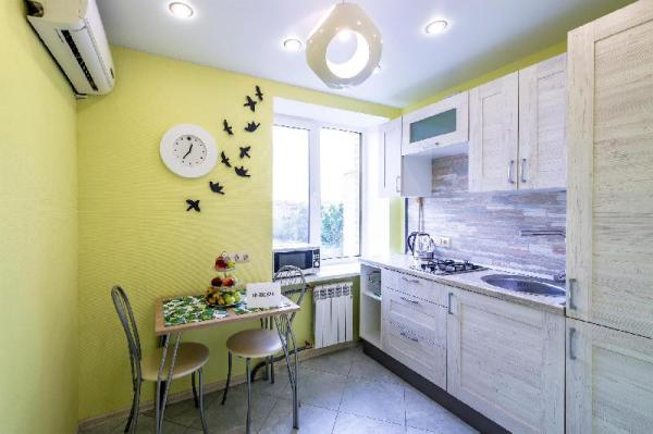 Family apartments on Timiryazevskaya Moscow