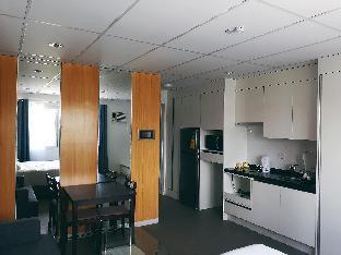 오폴의 아파트먼트 (25m², 침실 1개, 프라이빗 욕실 1개)