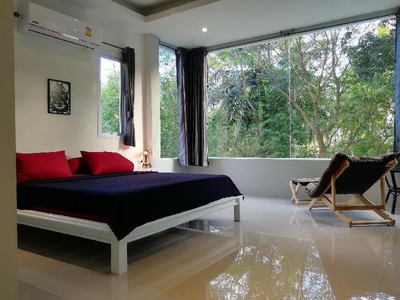 Chung cư 35 m² 1 phòng ngủ, 0 phòng tắm riêng ở Lamai