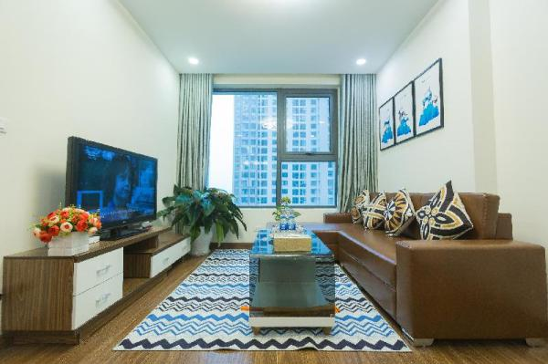 VISTAY06#Apartment 2BR at ECO GREEN#Comfortable Hanoi
