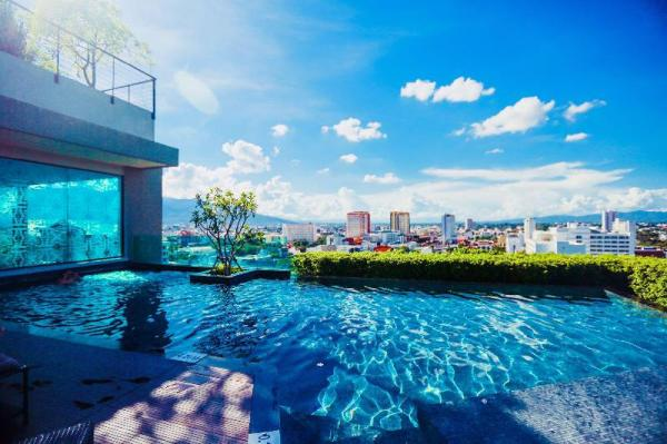 Deluxe guest room with excellent view Chai Prakan