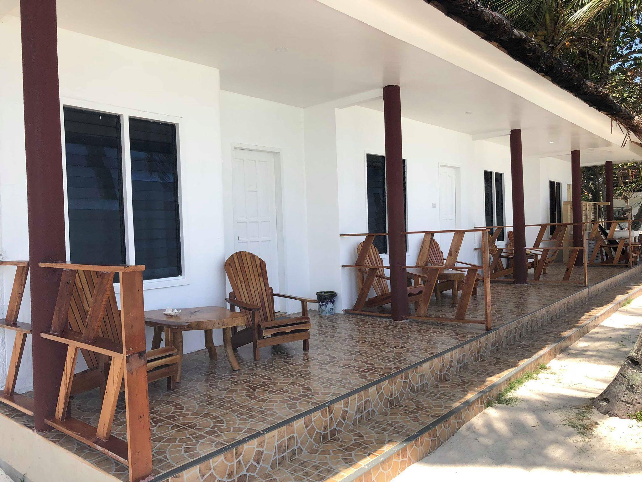 Island Sea View 4 (aircon cottage), San Juan