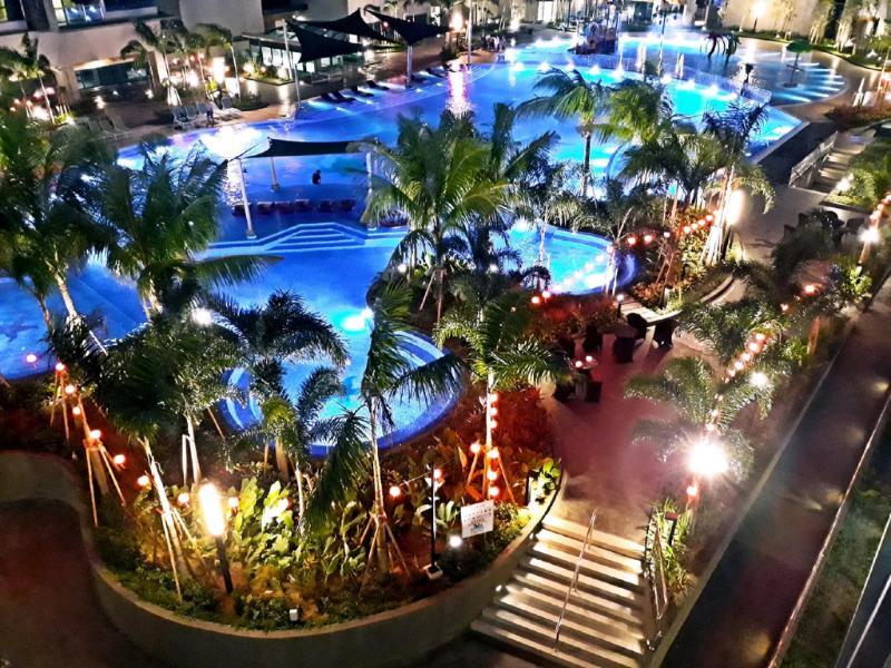 Chung cư 65 m² 1 phòng ngủ, 1 phòng tắm riêng ở Trung Tâm Thành phố Malacca
