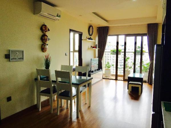Deluxe 2BR Apartment @HOMECITY - NEARBY KEANGNAM Hanoi