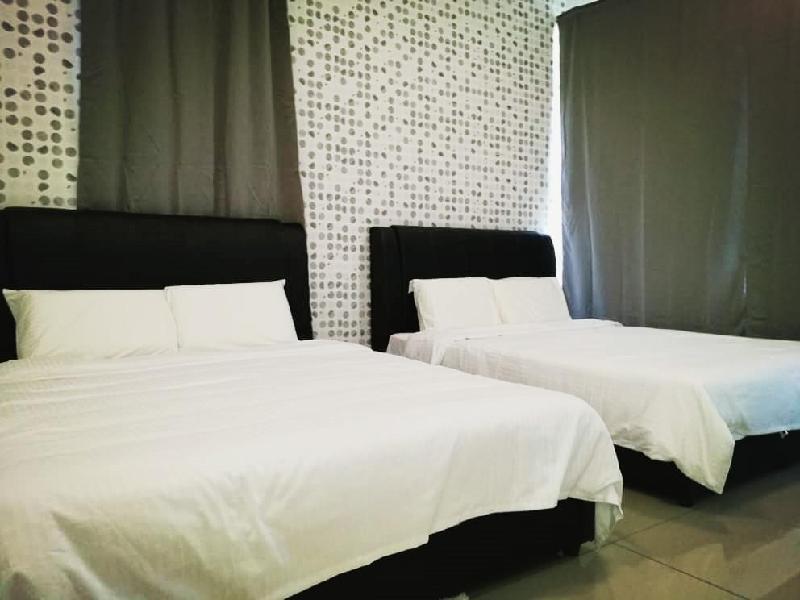 Chung cư 90 m² 1 phòng ngủ, 1 phòng tắm riêng ở Trung Tâm Thành phố Malacca
