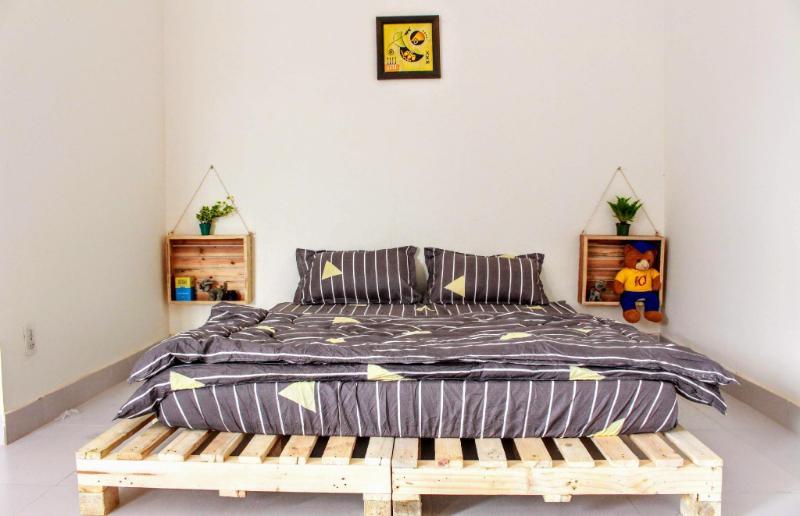 Nhà mặt đất 140 m² 2 phòng ngủ, 2 phòng tắm riêng ở Phường 3