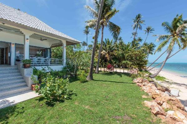 Tradewinds Beach Front House 2 BDRM Koh Samui