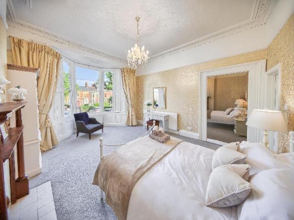 Victorian apartment retreat in the titanic city Belfast