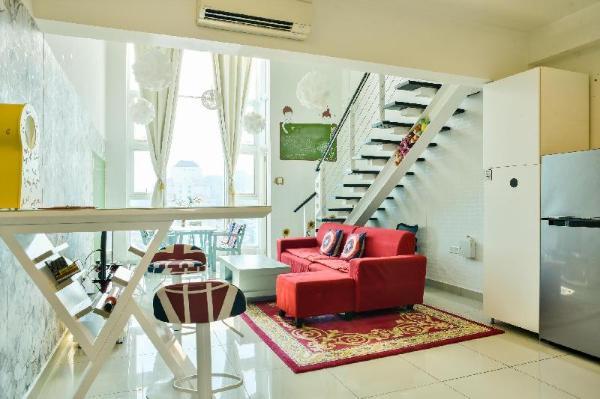 L LScott Garden Soho Duplex10 Kuala Lumpur