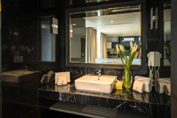 Apartelle Jatujak hotel deluxe King BR & & 3 Bangkok