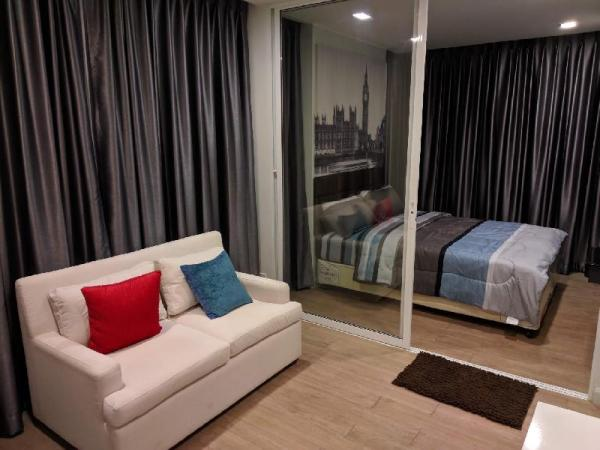 New, private & quiet condo room pattaya klang Pattaya