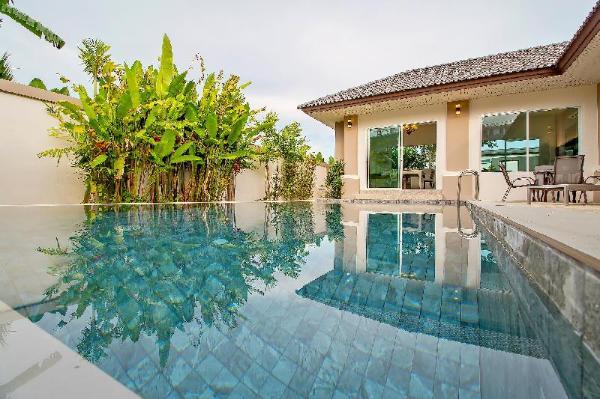 ! So close to NAIHARN Beach ! 2 bedroom Pool Villa Phuket