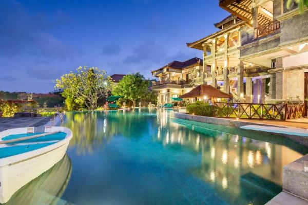6BDR Amazing villas with mountain view in Nusa Dua Bali