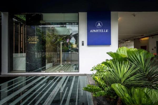 Apartelle Jatujak hotel Superior Twin BR & & 02 Bangkok