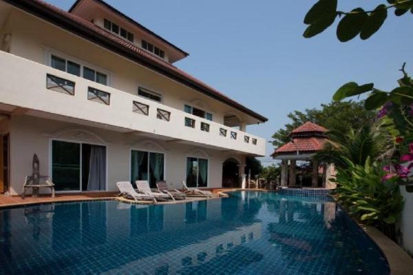 Bann Mounyain villa Hua Hin