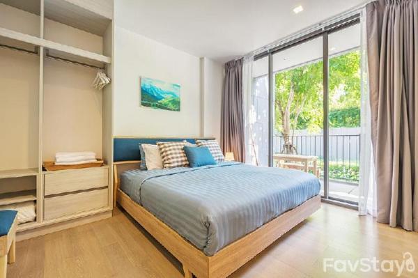 Bright & Quiet room w Greenery *KhaoYai Khao Yai