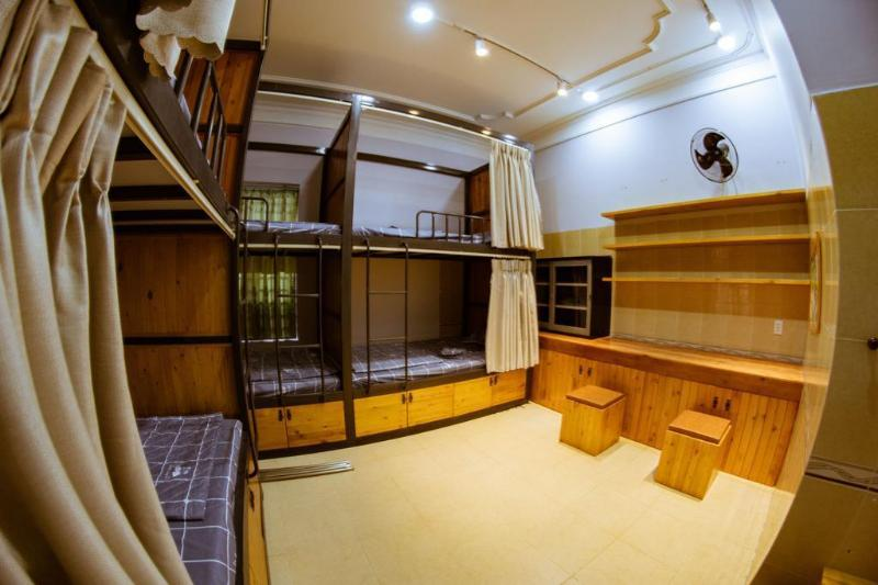 1 Bed in 6 - Dormitory Room Min's House (1-101)