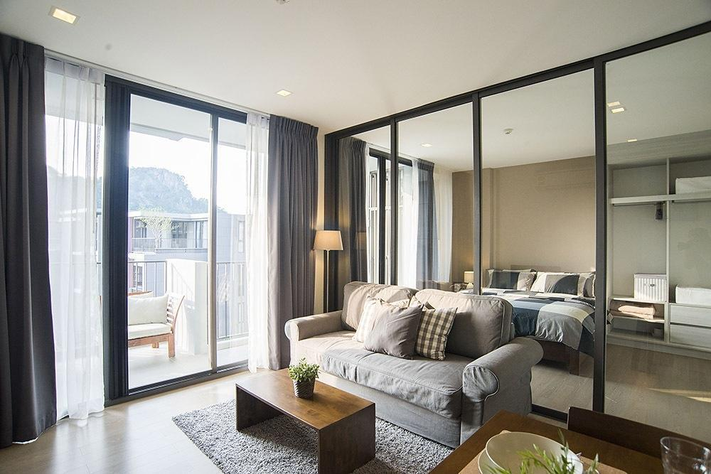 #NEW-CLEAN-COZY# 1BR Best location in KhaoYai