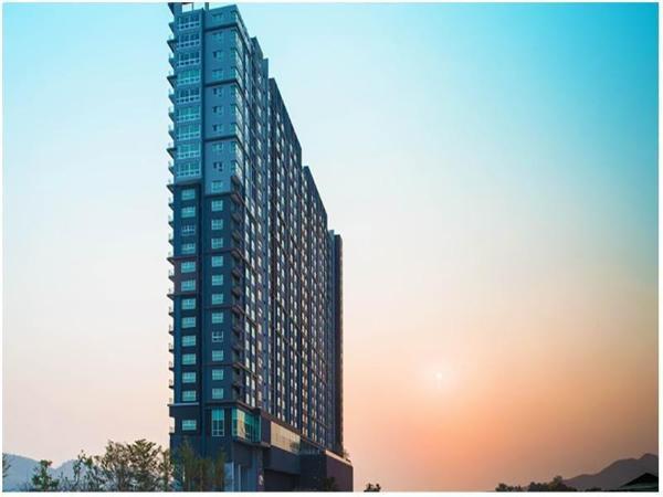 Panorama View Condo   Next to Sport Complex Hua Hin