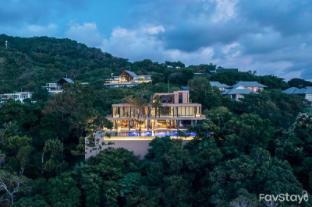 Cliff's edge Stunning Villa   5BR Kamala Phuket - Phuket