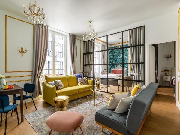 Luxury 2 Bedroom 2 Bathroom Apartment - Louvre Paris