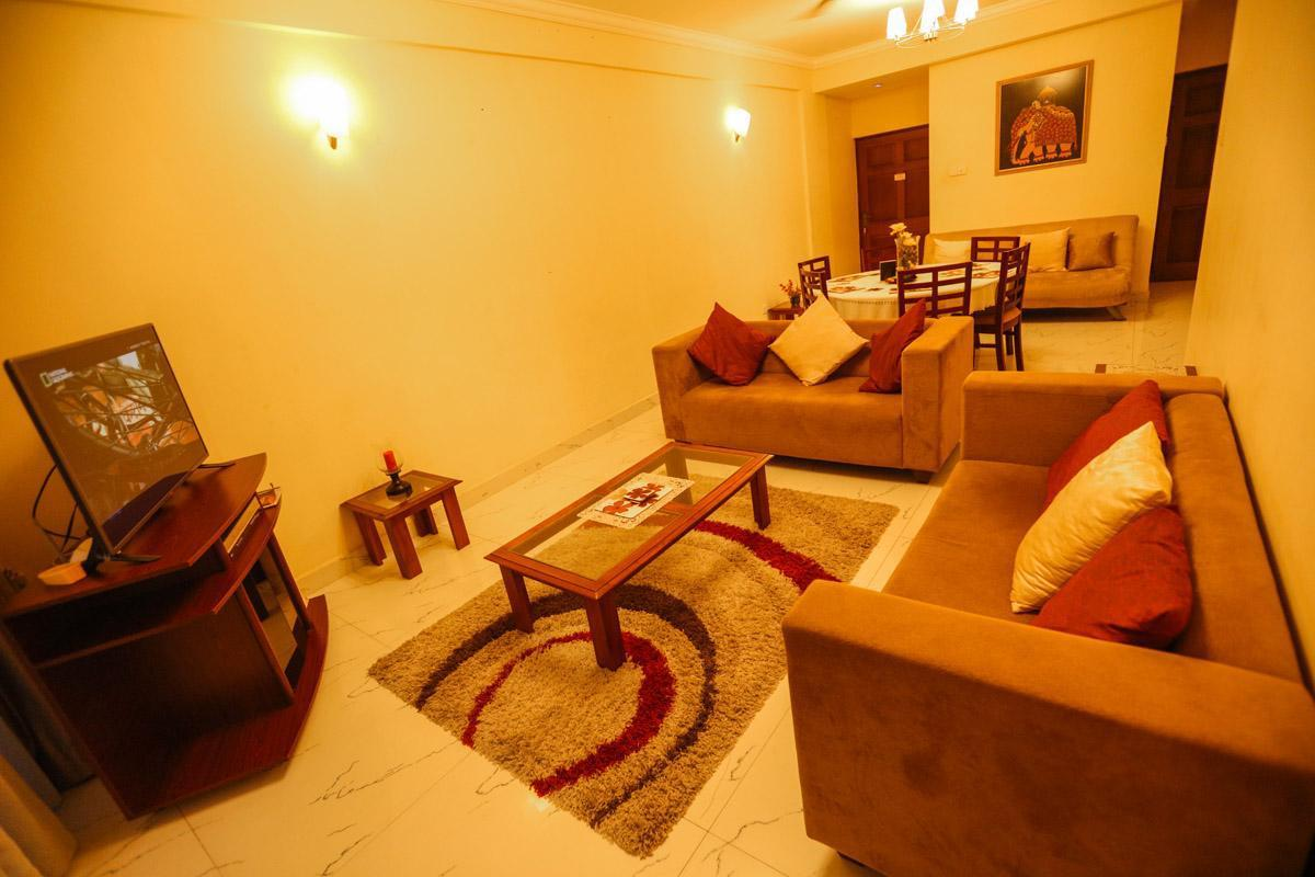 3 Bedroom  Beach Side Apartment in Mount Lavinia
