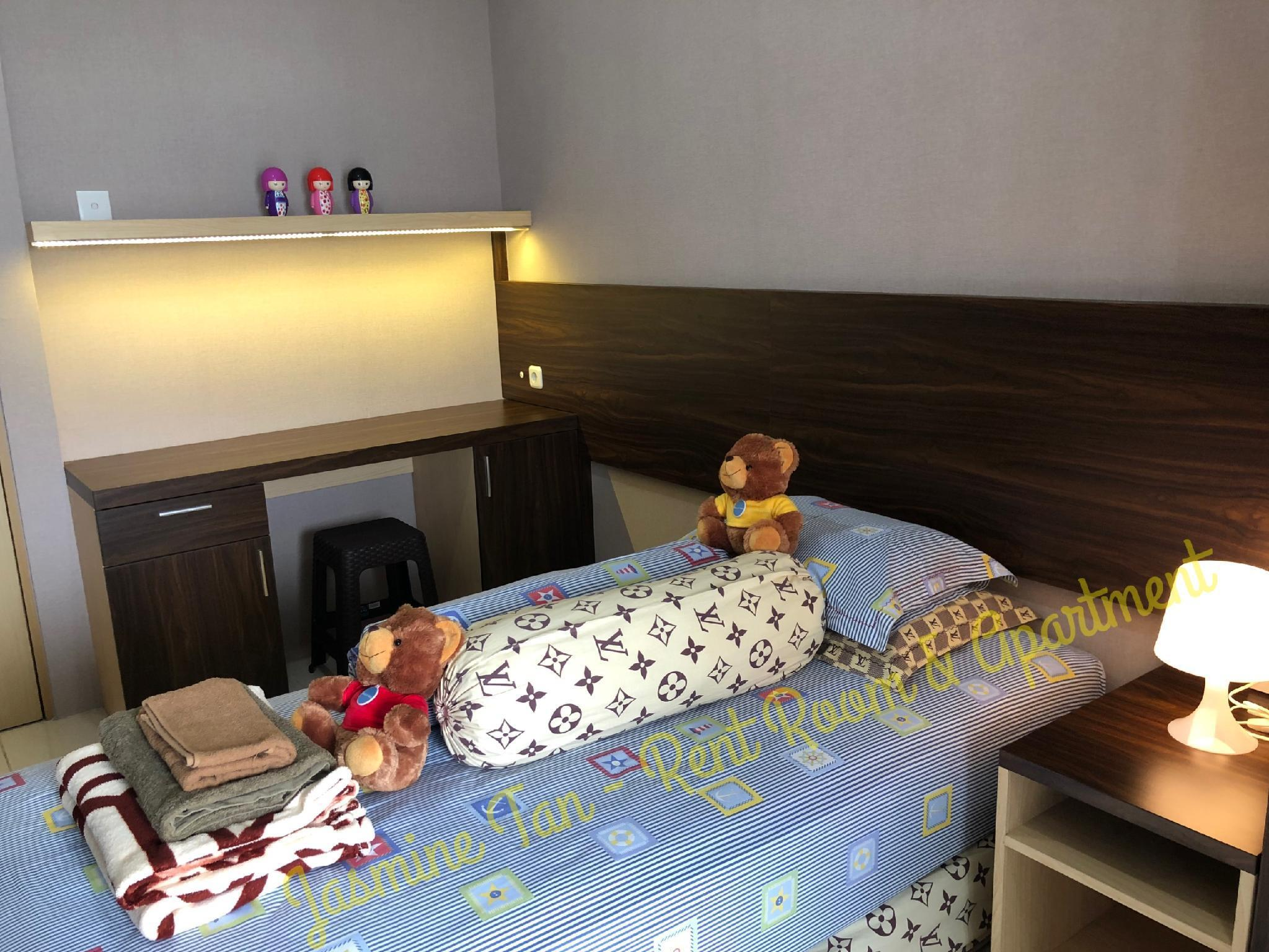 Educity Studio Apartment (Pakuwoncity, Surabaya)