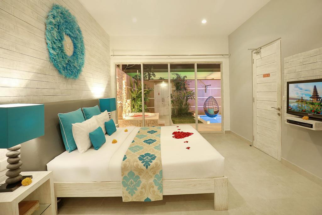 1BDR Romantic cosy villas 3 nights stay in Legian