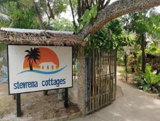 Stevrena  Cottages private fanroom accommodation