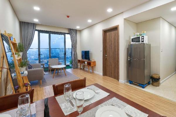 The Hanoian - For your valuable life style-2BR Hanoi